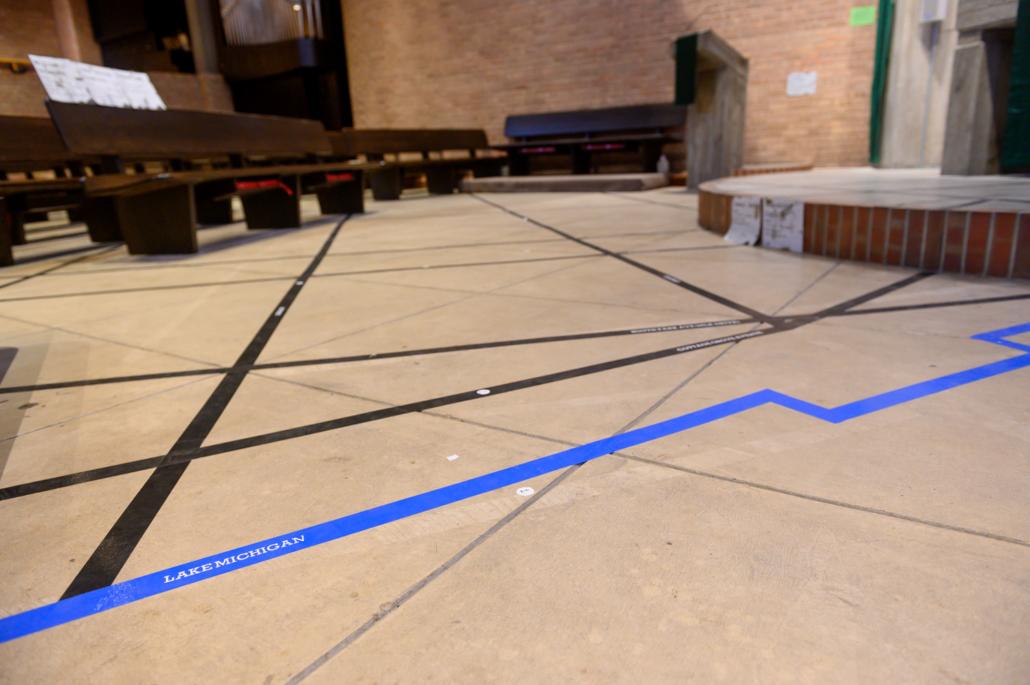 Blood Lines floor map