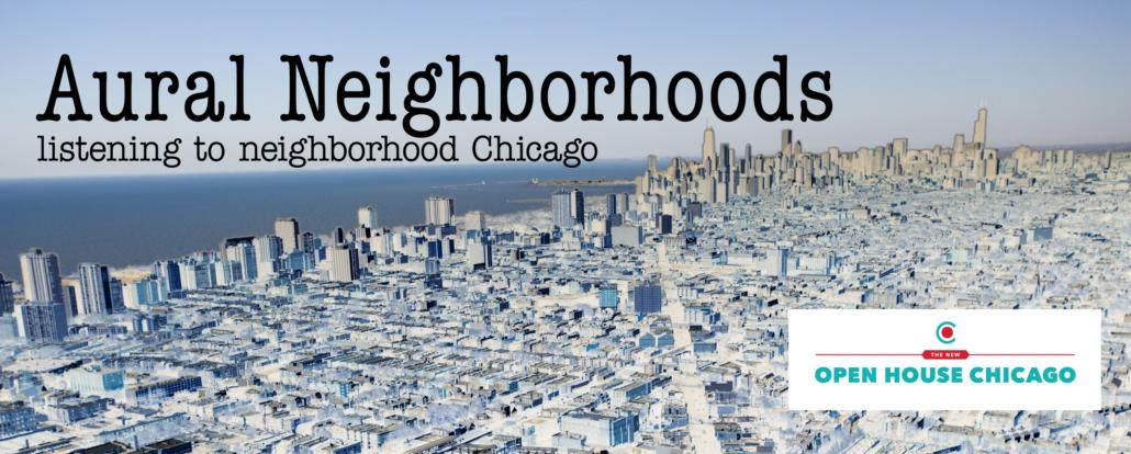 Aural Neighborhoods
