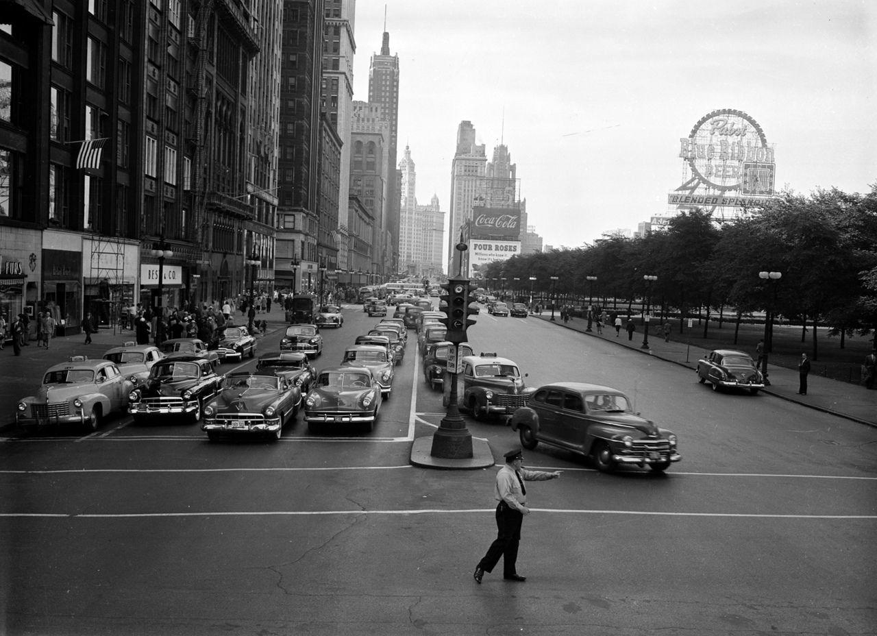 1930s Monroe and Michigan