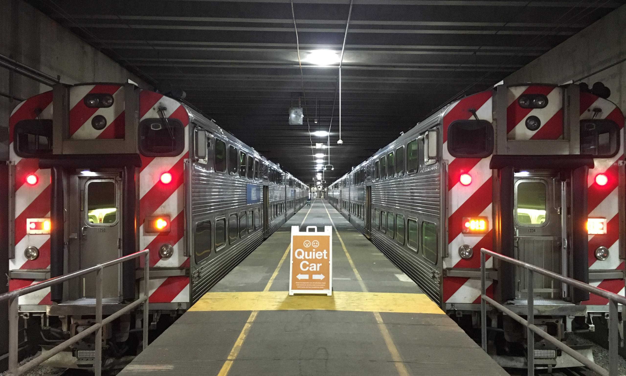 South Shore Line Trains