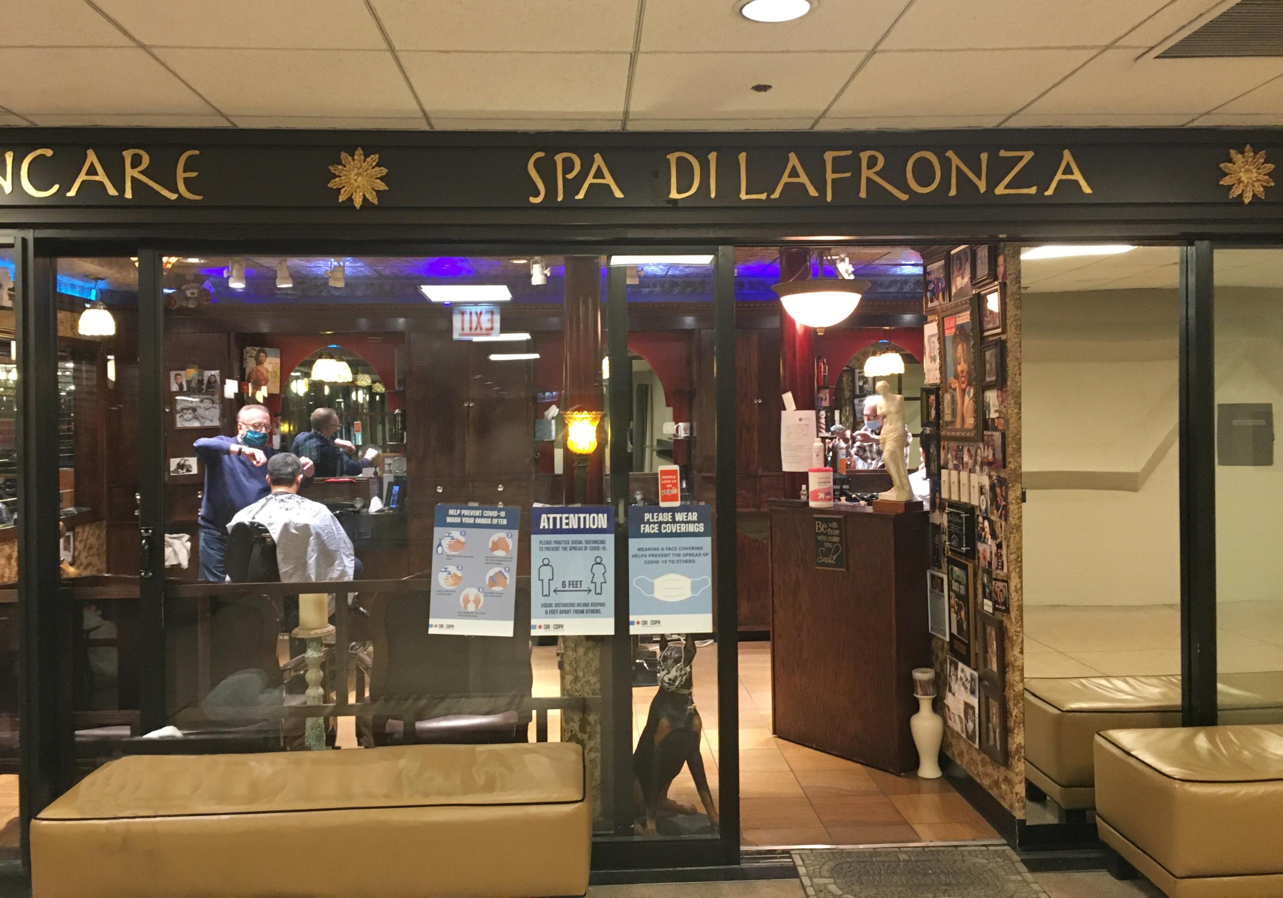 Spa Di La Fronza Salon