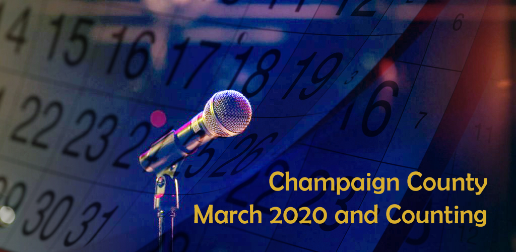 Champaign County March 2021 and Counting