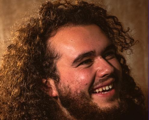 Image of Jonas Standerfer smiling